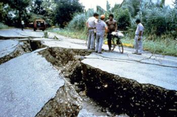 1991 Limon Earthquake