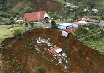 2009 Cinchona earthquake