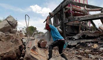 2014 Nicaragua Earthquak